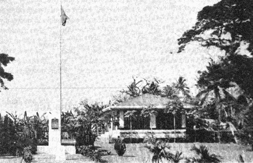 Kalantiwa Shrine.  (courtesy of the National Historical Institute)